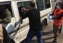 Photo of مديرية الغبيري – عين الرمانة في «القومي»  نظمت حملة توعية من مخاطر كورونا ووزعت الكمامات
