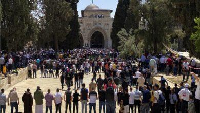 Photo of الأردن يوجّه مذكرة احتجاج رسميّة على تصرّفات الشرطة الصهيونيّة في الأقصى
