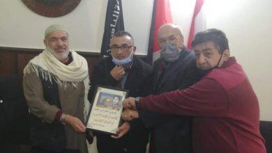 Photo of لجنة الأسير سكاف التقت القوى الناصرية بطرابلس