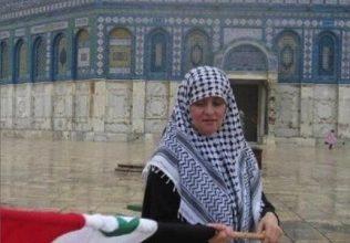 Photo of الاحتلال يعتقل صابرين دياب محاولة لتعطيل تكريم سليمان والنقاش