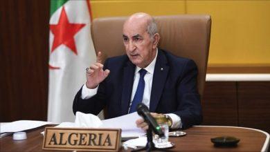 Photo of الرئيس الجزائريّ يحذّر الجهات الانفصاليّة بعدم التسامح معها