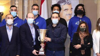 Photo of الرياضيّ يقدّم للحريري كأسَه «الأورو ـ آسيوية»