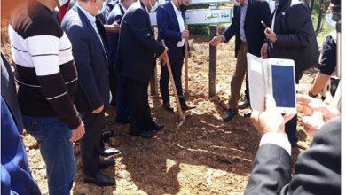 Photo of انطلاق مشروع حفر بحيرة اصطناعية  في راشيا الفخار برعاية وزير الزراعة