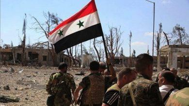 Photo of تعزيزات للجيش السوريّ باتجاه محاور البادية لاستكمال عمليّات التمشيط التي بدأها