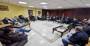 Photo of حزب الله التقى مخاتير صيدا: لتحمّل الجميع مسؤوليته في المواجهة الاجتماعية