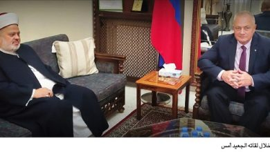 Photo of روداكوف عرض التطورات مع الحريري والجعيد