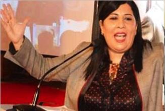 Photo of عبير موسي: تونس تدعم الأمن المائيّالمصريّ وهدف «الإخوان» هدم الدولة