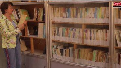 Photo of 2500 كتاب بمواضيع متنوعة هدية  للمركز الثقافي بدير الزور
