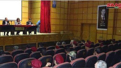 Photo of فلسطين في المشهد الثقافي المقاوم.. ندوة في ثقافي الميدان