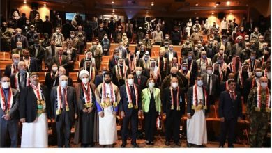 Photo of صبري في اليوم الوطني للصمود اليمني: بالمقاومة والتلاحم أفشلنا مخططات العدوان وأهدافه