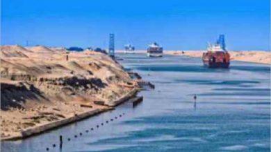 Photo of هيئة السويس تبحث توسعة الجزء الجنوبي من القناة