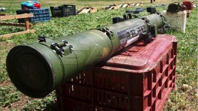 Photo of الأمن السوري يضبط كميات أسلحة من مخلفات الإرهابيين في الجنوب.. وروسيا ترصد 32 خرقاً لنظام وقف إطلاق النار