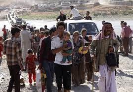 Photo of إخلاء قرية في شمال العراق  جراء العمليّات العسكريّة التركيّة