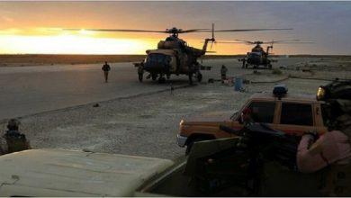 Photo of المقاومة العراقيّة تنفذ تهديدَها..  قصف قاعدة أميركيّة في الأنبار
