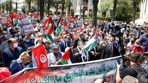 Photo of تونس: مطالبة البرلمان بقانون تجريم التطبيع مع الاحتلال