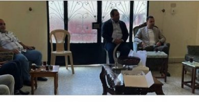Photo of وفد من «القومي» هنأ إمام مدينة النبطية بالفطر  وتأكيد على واجب نصرة القدس وفلسطين وحق مقاومة الاحتلال
