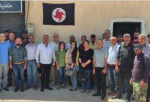Photo of وفد من منفذية سلمية في «القومي» يجول على مراكز الاقتراع: القوميون وعائلاتهم وأصدقاؤهم اقترعوا للرئيس الأسد بنعم ملؤها الثقة والاعتزاز