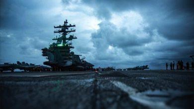 Photo of اقتحام طائرات صينيّة «نوويّة» مجال تايوان الجويّ  وحاملة طائرات أميركيّة تدخل بحر الصين الجنوبيّ