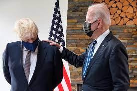 Photo of الإعلان عن حرب عالميّة بقيادة بريطانيا وأميركا ضد القرصنة الإلكترونيّة وجونسون يصف العلاقات الأميركيّة البريطانيّة بغير القابلة للتدمير