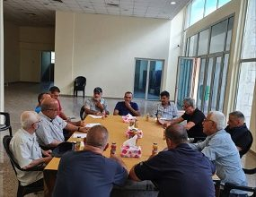 Photo of الاجتماع التحضيريّ لدورة  بلديّة الغبيريّ للقدامى