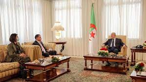 Photo of الدبيبة طلب من تبون دعم المصالحة الداخليّة الليبيّة والجزائر هي الأخ الأكبر لبلاده
