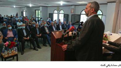 Photo of «القومي» شارك بلقاء في بعلبك بعنوان «قراءات في فكر الرئيس بشار الأسد»