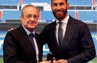 Photo of راموس يودّع ريال مدريد باكياً وواعداً: سيبقى الريال في قلبي وسأعود يوماً ما