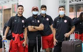 Photo of سفر بعثة المنتخب الأولمبيّ إلى الإمارات لخوض مباراتين في 10 و14 الحالي