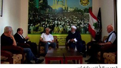 Photo of غندور زار الجعيد في ذكرى وفاة يكن: لحكومة مصلحة وطنية تحفظ كرامة المواطن