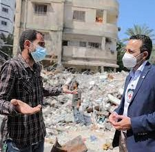 Photo of مدير الصليب الأحمر الدوليّ من غزة:  مستعدّون للوساطة حول الأسرى